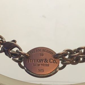 Tiffany & Co. Chain Necklace